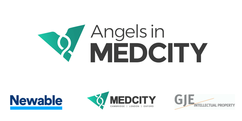 Angels in MedCity Entrepreneur Pitching event