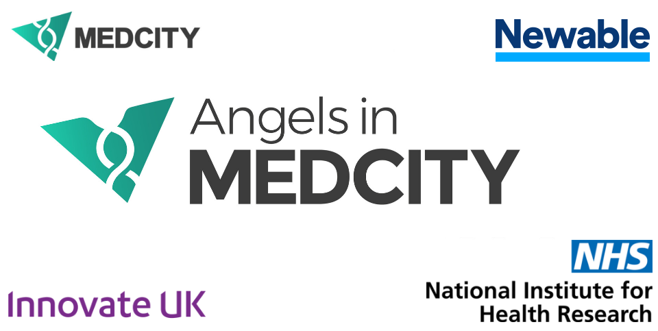 Angels in MedCity Entrepreneur Pitching event- Innovate UK & NIHR Special Edition