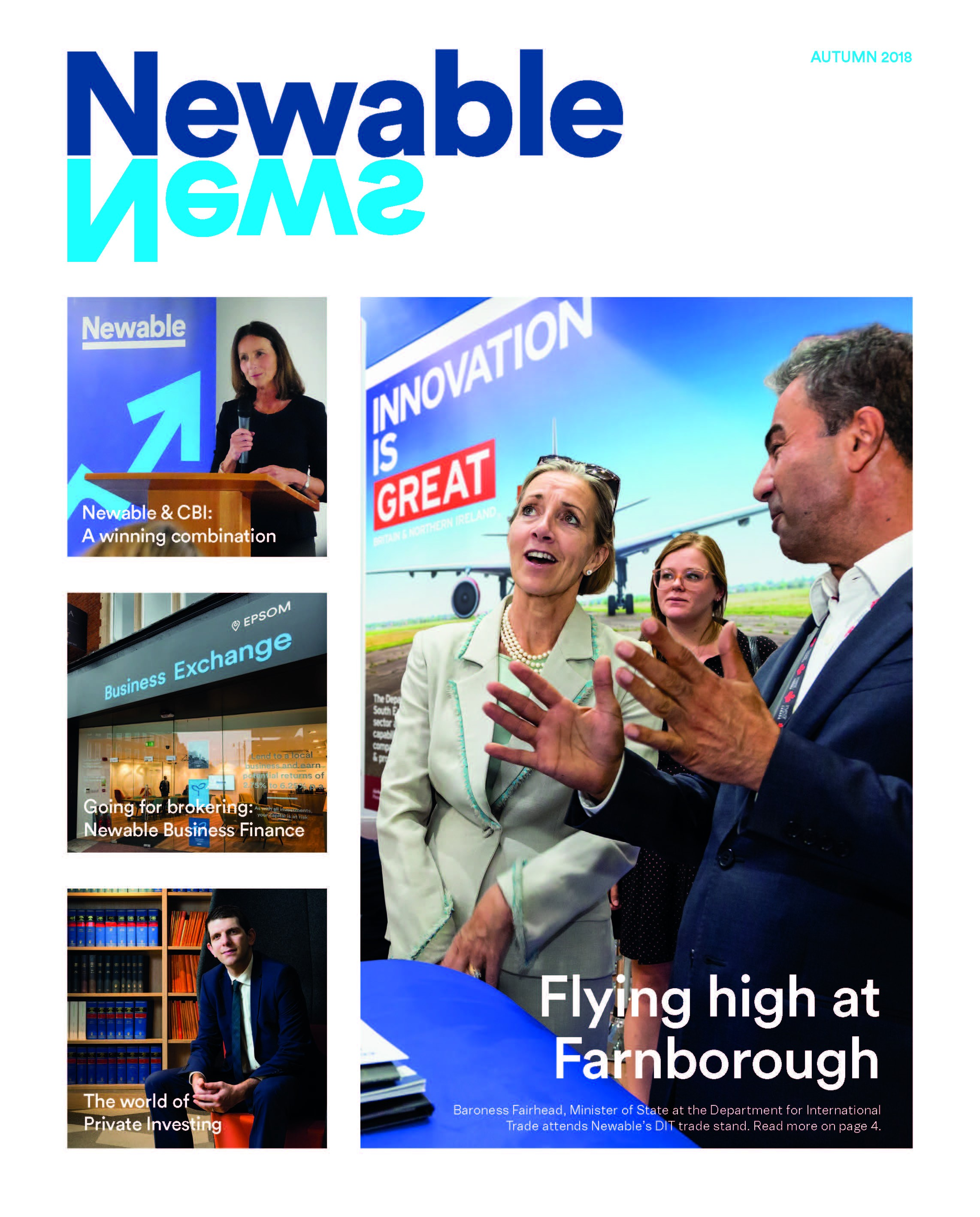 Newable News. Issue one out now!