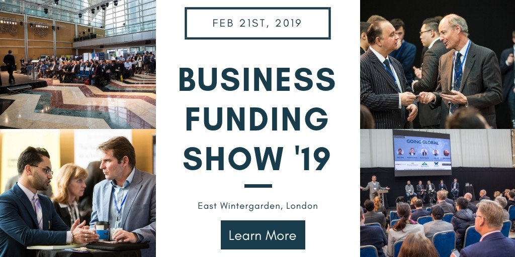 Newable partners with the Business Funding Show 2019